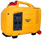 Ramsond Sinemate 3500 Watt 3000 W Pure Sine Wave Portable Inverter Gasoline Gas Power Generator RV Camper Boat Marine Backup