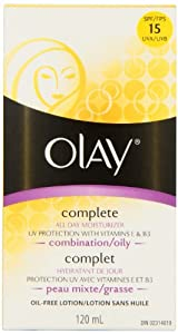 Olay Complete All Day UV Moisturizer 120ml