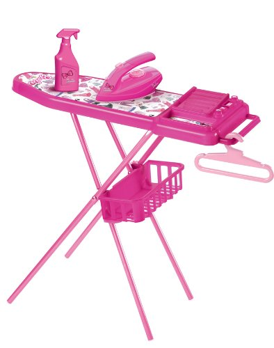Faro Barbie Metal Ironing Board with Iron and Accessories online kaufen