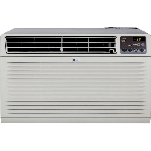 Lg Lt123Cnr 11,500 Btu Through-The-Wall Air Conditioner With Remote Control (230 Volts)