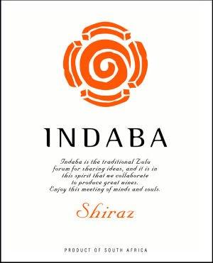 Indaba Shiraz 2009 750Ml