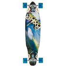 "Sector 9 Chamber II Complete Downhill Longboard Skateboard - 8.25"" x 33.75"""