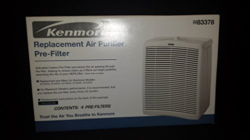 83378 Sears/Kenmore Air Cleaner Replacement Filter