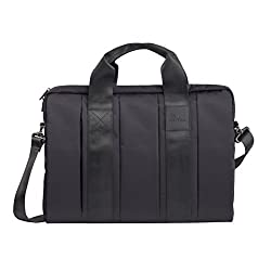 RivaCase 8830 Bag for 15.6-inch Laptop (Black)
