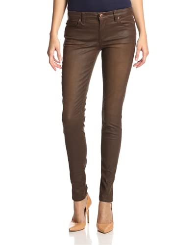 Agave Women's Delgada Coated Skinny Jean