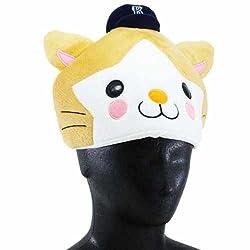 横浜DeNAベイスターズ《DB.スターマン》ぬいぐるみキャップ(応援帽子)プロ野球キャラグッズ通販