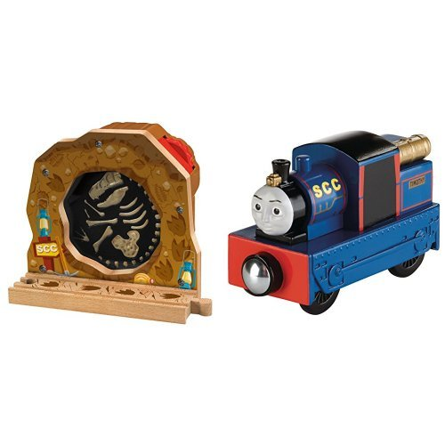 Thomas Wooden Railway Playset and Accessory - 1