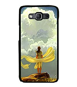 ifasho Designer Phone Back Case Cover Samsung Galaxy On5 (2015) :: Samsung Galaxy On 5 G500Fy (2015) ( Sunset Birds )