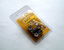 Malossi #66 9417.H0 Variator HTroll Rollers 15x12mm 6.5 Gram