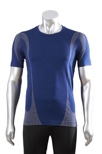 Falke Anniston Men's Running Shirt Short-Sleeved Charcoal