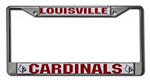 Buy Louisville Cardinals Chrome Frame by Rico