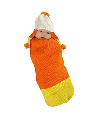 Candy Corn Baby Bunting Costume deluxe