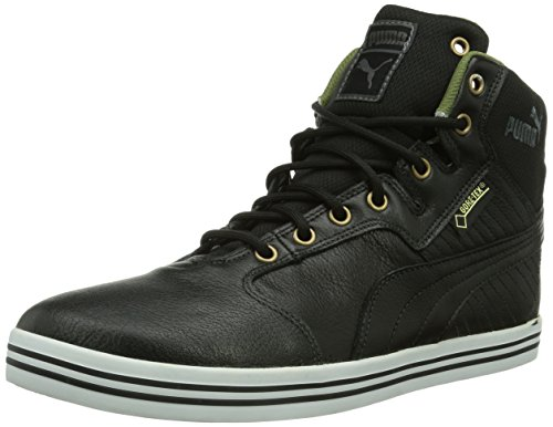 Puma Tatau Mid L GTX, Herren Hohe Sneakers, Schwarz (black-burnt olive-dark shadow-bronze-white 04), 44 EU (9.5 Herren UK) thumbnail