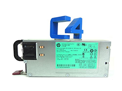 Hp 1200W Common Slot 277Vac Hot Plug Power