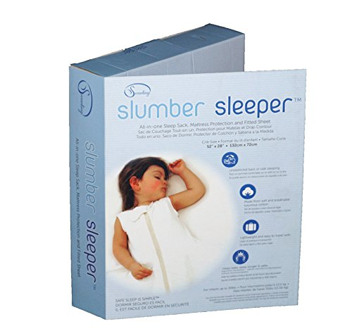 Slumber Sleeper Twin Size in Cotton/Spandex - 1