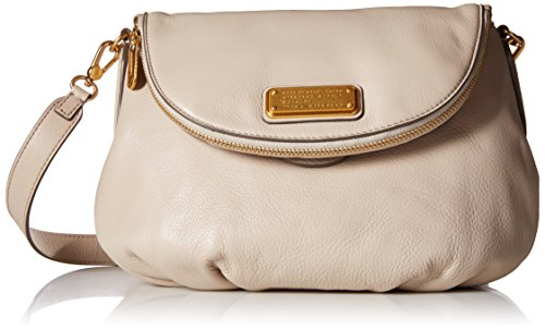 Marc by Marc Jacobs New Q Natasha Cross Body Bag, Papyrus,