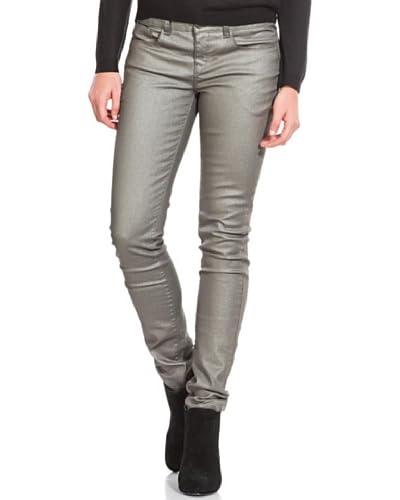 Springfield Pantalone Slim [Grigio]