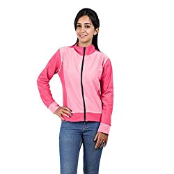 Hbhwear Women's Denim Jackets Pink