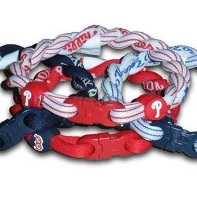 Phiten Tornado MLB X30 Bracelets – Boston Red Sox