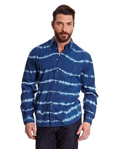 Macson Camicia Uomo [Blu Avio]