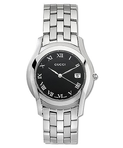 f0aa85f1820 Buy Cheap GUCCI Men s YA055302 5505 Series Watch FREE Shipping ...