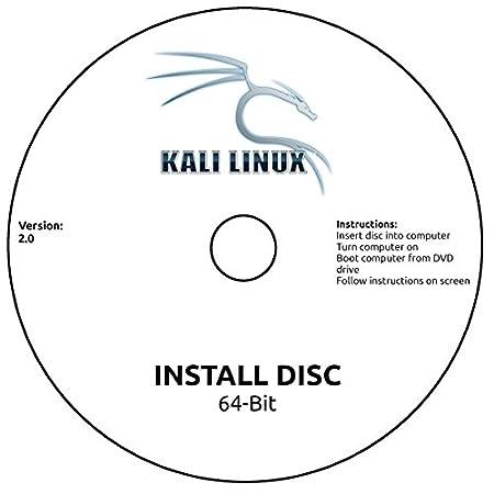 Kali Linux 2.0 Special Edition Desktop 32 bit & 64 bit DVD