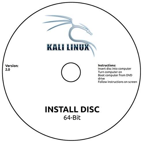 Kali Linux 2 0 Special Edition Desktop 32 bit & 64 bit DVD
