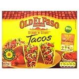 Old El Paso - Stand 'n Stuff Taco Kit (317g)