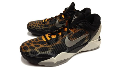 new product 3ae47 2d824 Nike Zoom Kobe VII System (Cheetah) Mens   GS