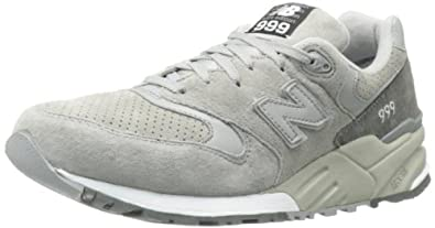 New Balance Men's ML999 Classic Running Shoe,Grey,14 D US