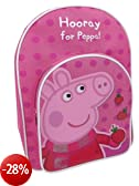 Peppa Pig Hooray for Peppa Zaino PEPPA001173
