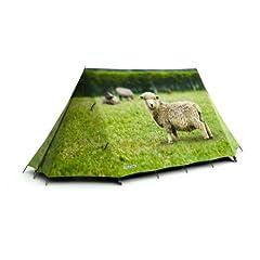Animal Farm 2-Person Tent by FieldCandy