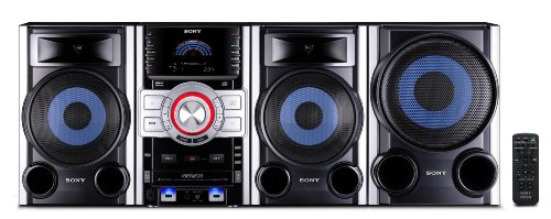 Sony MHCGTZ3I.CEK Mini System with 20cm Subwoofer