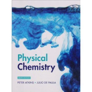 Physical Chemistry, Paperback Edition, 9th Edition