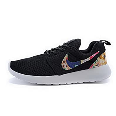 Amazon.com: Nike Women's 2014-2015 Roshe Run 70%OFF Running shoes 36