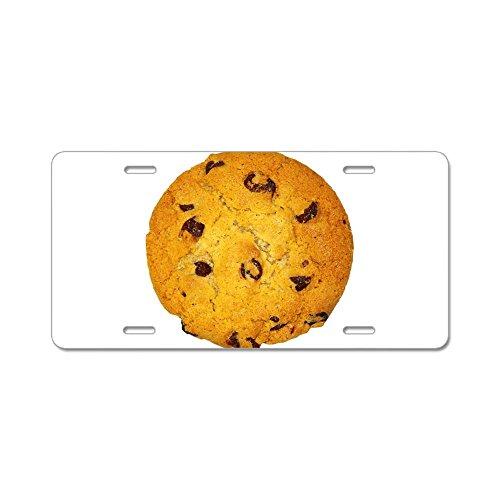 cafepress-i-love-biscuits-en-aluminium-plaque-immatriculation-standard-multicolore