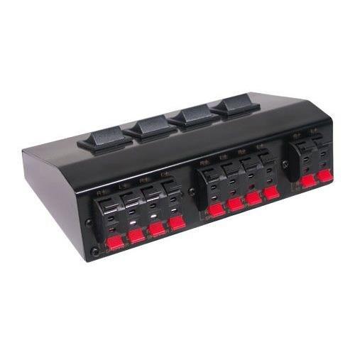 Lautsprecher-Umschaltbox-fr-bis-zu-8-Lautsprecher