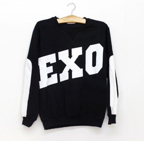 k-pop-exo-support-sbs-all-stars-same-sweatshirt-sweater-kai-sehun-chanyeol-kris-luhan-l