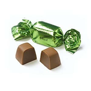 Seattle Chocolates Bulk Truffles, Mint, 2.5-Pound