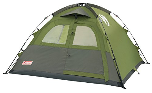 Coleman Instant 3 Dome Tent - Green