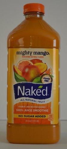 Naked Mighty Mango 100% Juice 64 Oz (1 Pack) front-463293