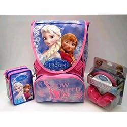 Zaino School Pack Magia del Giacchio C/Gadget Frozen