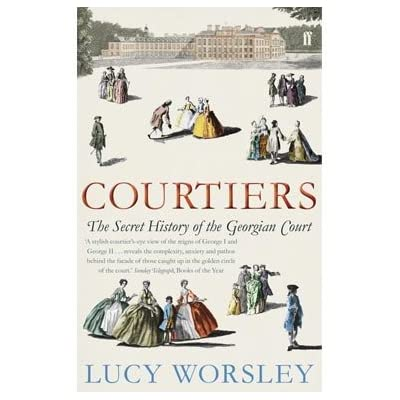 Courtiers: The Secret History of Kensington Palace (Paperback)