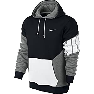 Nike Club Hoody-New Clrblk - Sudadera para hombre, color