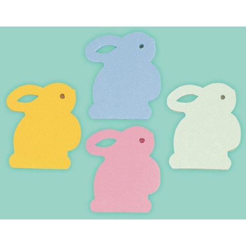 notepad bunny die-cut asst.
