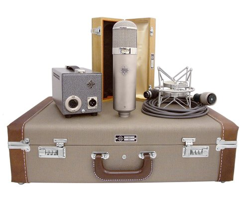 Telefunken U47 | Tube Condenser Microphone With Authoritative Mid-Range And Extended Low-End