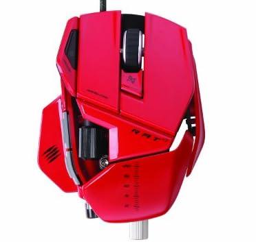 [Win8/Mac対応] R.A.T. 7 マウス (レッド)