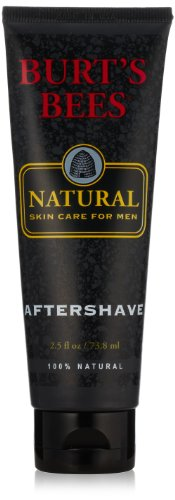 Burt'S Bees Natural Skin Care For Men Aftershave, 2.5 Fluid Ounces (Pack Of 3) front-900050