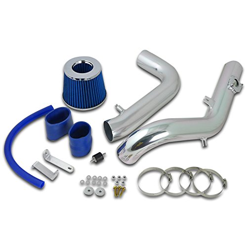 Spec-D Tuning AFC-TC05BL-AY Scion tC 2dr Coupe 2.4L L4 Cold Air Intake+Blue Filter (06 Scion Tc Air Intake compare prices)