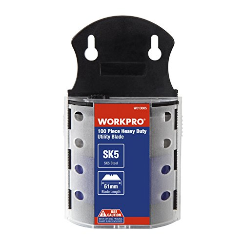 WORKPRO-SK5-Steel-Utility-Knife-Blades-100-pack